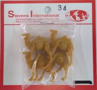 Stevens  HO/N  Camels (4) (D)<!-- _Disc_ --> STV34