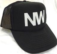 STEVENS HATS   N/A Norfolk & Western Baseball Cap HAT11