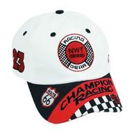 STEVENS HATS   N/A Champion Racing Junior Size Baseball Cap HAT61