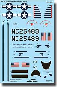 Super Scale Decals  1/48 Bamboo Bombers SSI481232