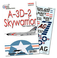 Super Scale Decals  1/48 A-3D-2 of VAH-1 'Smokin' Tigers' SSI481271