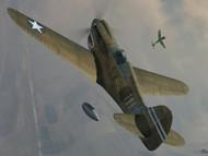 Curtiss P40K Warhawk Fighter. 2 complete kits<!-- _Disc_ --> #SRT72063