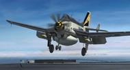 Fairey Gannet AEW3 (Airborne Early Warning) Aircraft #SRT72088