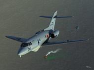 U125 (Hawker Beechcraft) JASDF Air Rescue Aircraft #SRT72119
