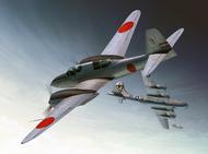 Kawasaki Ki-102A/Ki-102B, Ko/Otsu (Randy) #SRT72124
