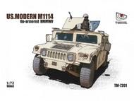 T-MODEL  1/72 US Modern Military Equipment TMD72001