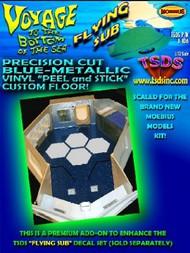 TSDS  1/32 Flying Sub Vinyl Floor Upgrade Kit for MOE TDS106