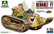 Takom  1/16 Renault FT-17 W/Girod Turret TAO1001