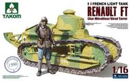 Takom  1/16 French WWI Renault FT-17 MG TAO1002