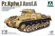 Takom  1/16 Pz.Kpfw I Ausf A Tank (New Tool) - Pre-Order Item TAO1008