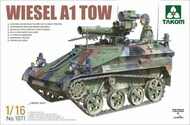 Takom  1/16 Wiesel A1 Tow Armored Tracked Vehicle (New Tool) - Pre-Order Item TAO1011