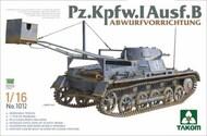 Takom  1/16 Pz.Kpfw.I Ausf B w/Bomb Release Device TAO1012