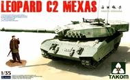 Takom  1/35 Canadian Leopard C2 MEXAS Main Battle Tank TAO2003