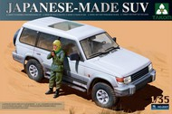 Takom  1/35 Japanese-Made SUV w/Figure TAO2007