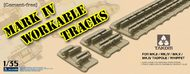 Takom  1/35 Track Set/British MK.IV Tanks TAO2008X