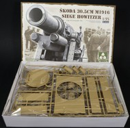 Takom  1/35 Czech Skoda 30.5cm Howitzer TAO2011