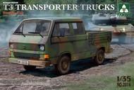 Takom  1/35 Bundeswehr T3 Transporter Double Cab Truck TAO2014
