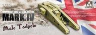 "Takom  1/35 British WWI MK.IV ""Tadpole"" tank TAO2015"