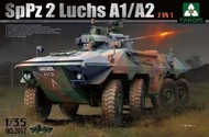 Takom  1/35 SpPz-2 Luchs A1/A2 Bundeswehr Recon Vehicle (2 in 1) TAO2017