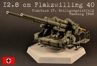 Takom  1/35 WWII German 12.8cm Flak 40 Zwilling Gun TAO2023