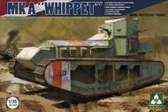 Takom  1/35 WWI Whippet Mk A Medium Tank TAO2025
