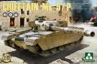 Takom  1/35 British Chieftain Mk 5/P Main Battle Tank (2 in 1) TAO2027