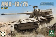 Takom  1/35 IDF AMX13/75 Light Tank (2 in 1) TAO2036