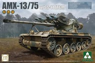 Takom  1/35 French AMX13/75 Light Tank w/SS11 ATGM Gun (2 in 1) TAO2038