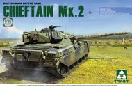 Takom  1/35 British Chieftain Mk 2 Main Battle Tank TAO2040