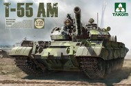 Takom  1/35 Russian T55AM Medium Tank TAO2041