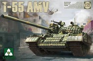 Takom  1/35 Russian T55AMV Medium Tank TAO2042