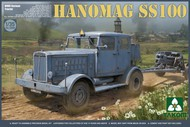 Takom  1/35 WWII German Hanomag SS100 Vehicle w/Trailer (D)<!-- _Disc_ --> TAO2068