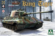 Takom  1/35 WWII German King Tiger Sd.Kfz 182 Henschel Turret Heavy Tank w/Interior TAO2073