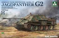 Sd.Kfz.173 Jagdpanther G2 German Tank Destroyer #TAO2118