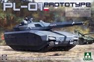 PL01 Prototype Polish Light Tank (New Tool) - Pre-Order Item #TAO2127