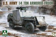 US Army 1/4-Ton Armored Willys Jeep #TAO2131