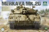 Merkava Mk 2D Tank - Pre-Order Item #TAO2133