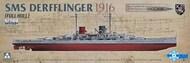 SMS Derfflinger 1916 German Battlecruiser (New Tool) - Pre-Order Item* #TAO7034
