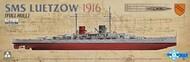 SMS Lutzow 1916 German Battlecruiser - Pre-Order Item* #TAO7036