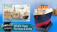 Suyata by Takom - Titantic, Port Scene & Vehicle #TAOSUYSL002