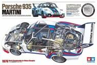 Tamiya  1/12 Porsche 935 Martini Race Car TAM12057