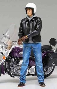 Tamiya  1/12  Street Rider Motorcycle Figure TAM14137