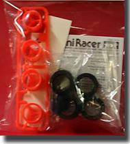 Tamiya Slot Cars   N/A Super LH Tire and Wheel Set TAM15112