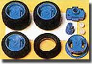 Tamiya Slot Cars  1/32 JR Mini Narrow One-Way Wheels TAM15120