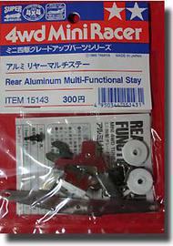 Tamiya Slot Cars  1/32 JR Rear Aluminum Multi-Functional Stay TAM15143