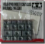 Tamiya Slot Cars   N/A Multi Chassis Balance Weight TAM15221