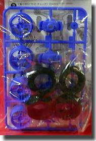 Tamiya Slot Cars   N/A Large Dia One-Way Wheel Set TAM15226