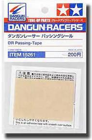 Tamiya Slot Cars   N/A DR Body Sticker TAM15261