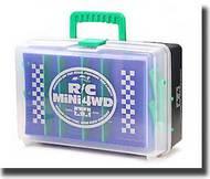 Tamiya Slot Cars  1/32 JR RC Mini 4WD Racers Box TAM15296