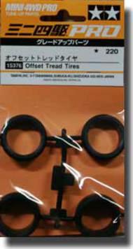 Tamiya Slot Cars  1/32 JR Offset Tread Tires TAM15376